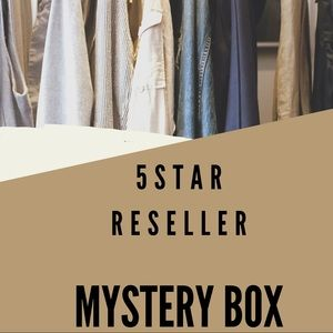 FIVE STAR REVIEWS RESELLER MYSTERY BOX